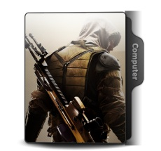 Sniper Ghost Warrior Contracts 2 Theme Icons