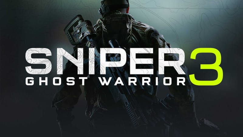 Sniper Ghost Warrior Theme Preview Image