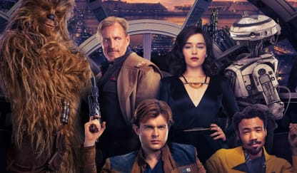 Solo A Star Wars Story Theme