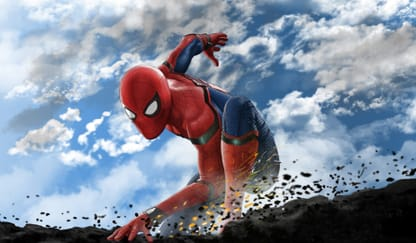 Spider Man Homecoming Theme