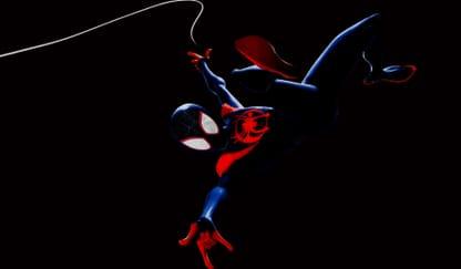 Spider-Man Into The Spider-Verse Theme