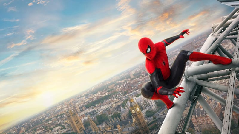 Spider Man No Way Home Theme Preview Image
