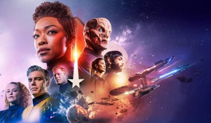 Star Trek Discovery Theme Preview Image