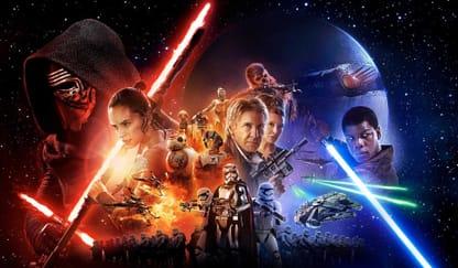 Star Wars Episode VII The Force Awakens Theme