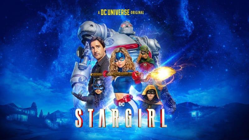 Stargirl Theme Preview Image