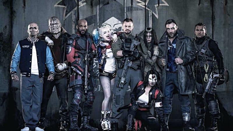 Suicide Squad Theme Preview Image