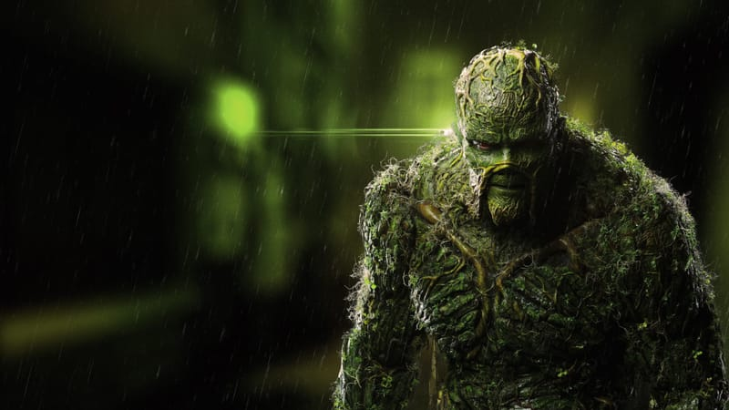 Swamp Thing Theme Preview Image