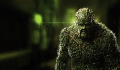 Swamp Thing Theme