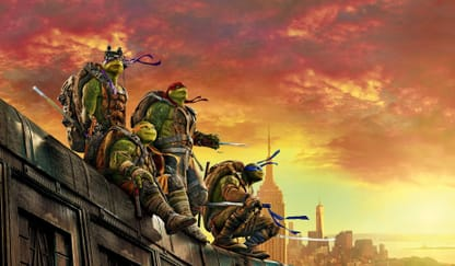 Teenage Mutant Ninja Turtles Out Of The Shadows Theme