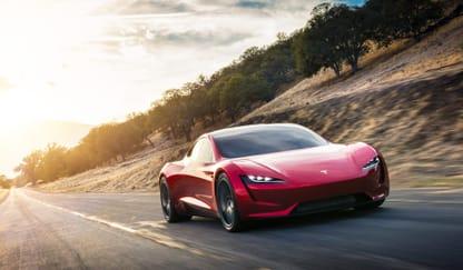 Tesla Roadster Theme