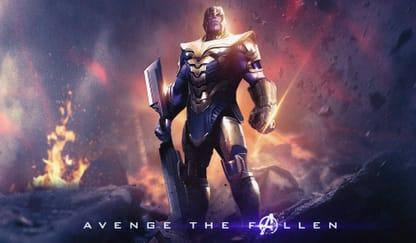 Thanos - The Mad Titan Theme