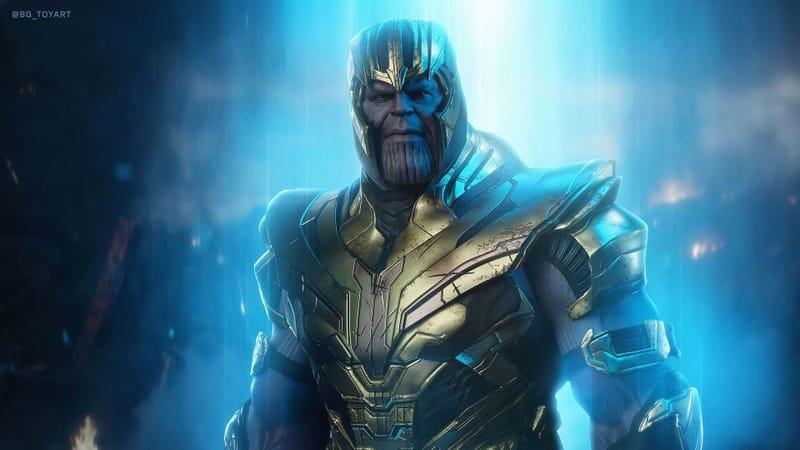 Thanos - The Mad Titan Theme Preview Image