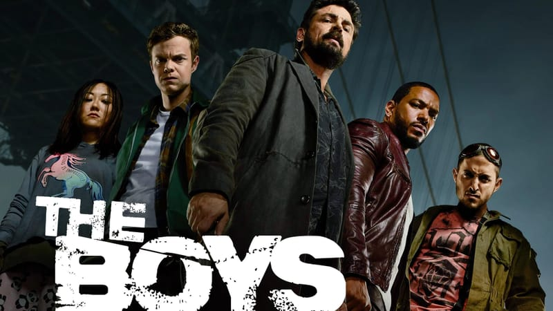 The Boys Theme Preview Image