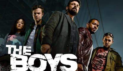 The Boys Theme