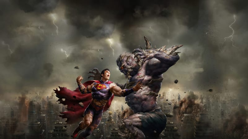 The Death Of Superman Theme Preview Image