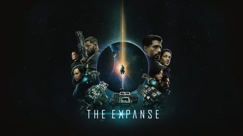 The Expanse Theme Preview Image