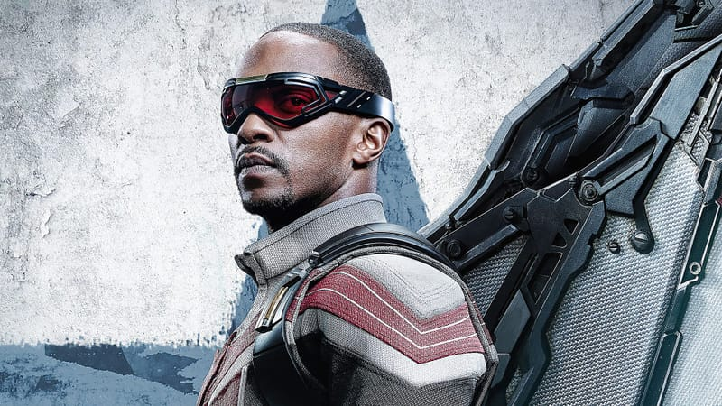The Falcon And The Winter Soldier Theme Preview Image