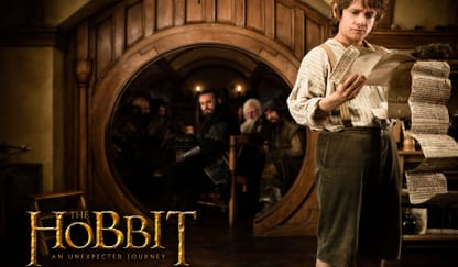 The Hobbit An Unexpected Journey Theme