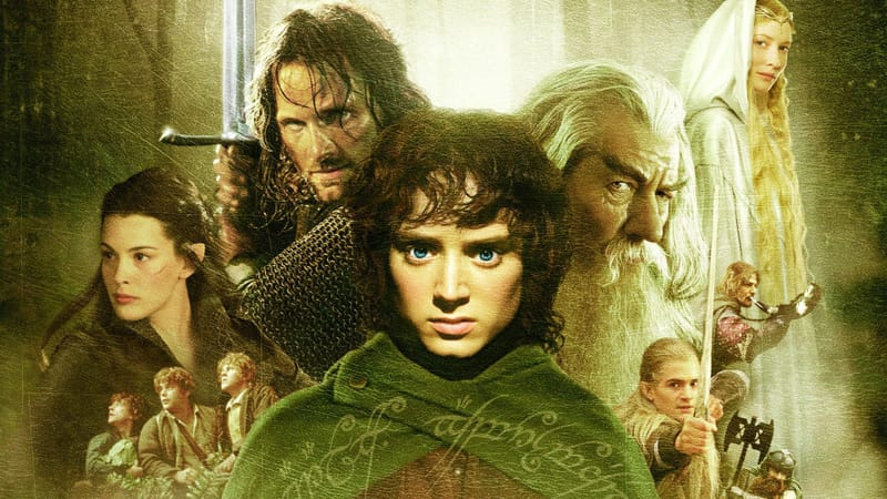 The Lord Of The Rings Theme Preview Image