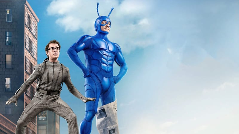 The Tick Theme Preview Image
