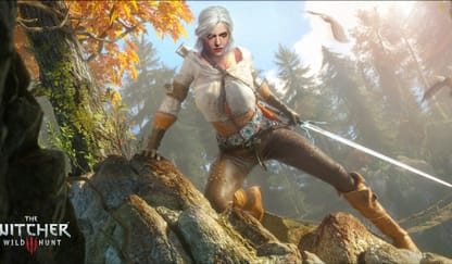 The Witcher 3 Wild Hunt Theme Preview Image
