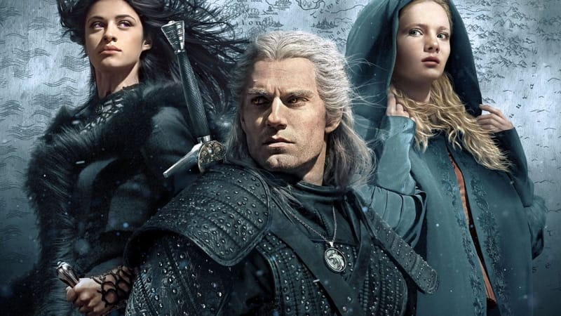 The Witcher Theme Preview Image