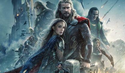 Thor The Dark World Theme