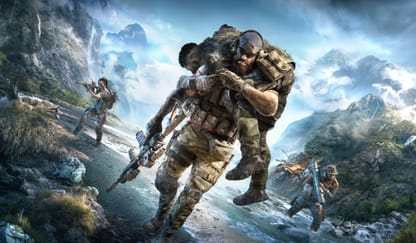 Tom Clancys Ghost Recon Breakpoint Theme