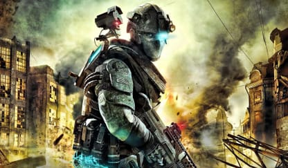 Tom Clancys Ghost Recon Future Soldier Theme