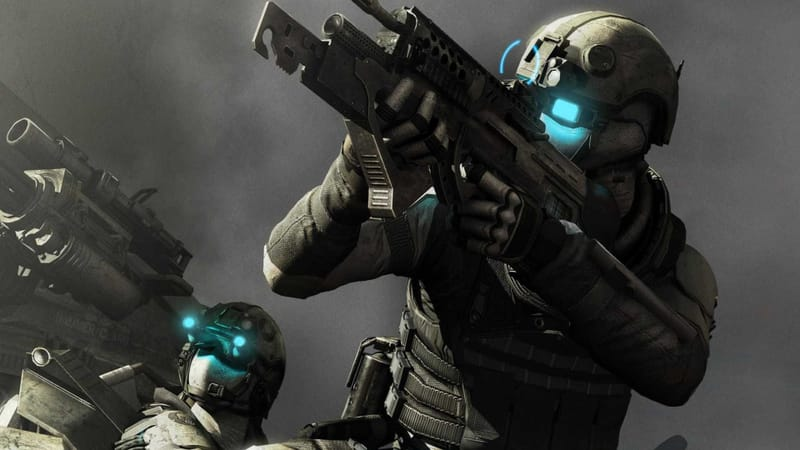 Tom Clancys Ghost Recon Future Soldier Theme Preview Image