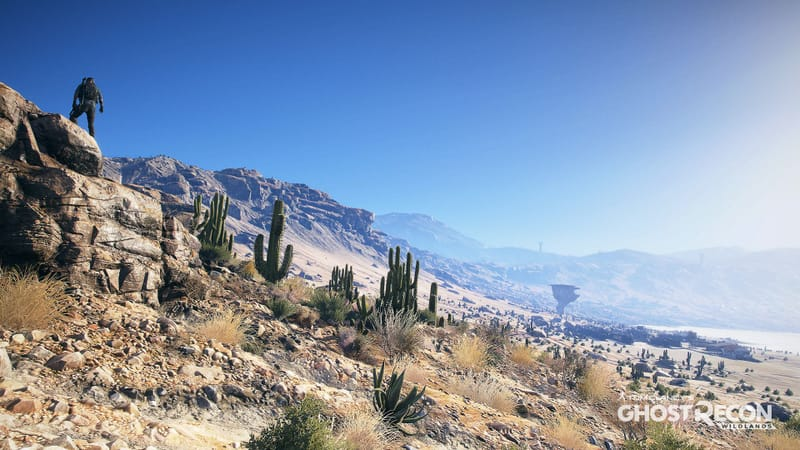 Tom Clancys Ghost Recon Wildlands Theme Preview Image