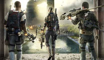 Tom Clancys The Division 2 Theme