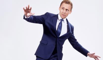 Tom Hiddleston Theme Preview Image