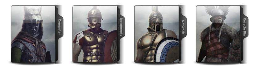 Total War Arena Theme Icons
