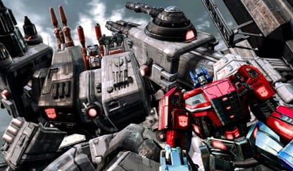 Transformers Fall Of Cybertron Theme