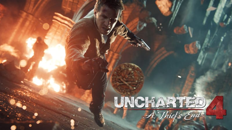 Uncharted 4 A Thiefs End Theme Preview Image