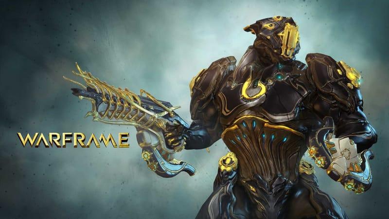 Warframe Theme Preview Image