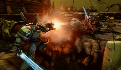 Warhammer 40000 Chaos-Gate Daemonhunters Theme Preview Image