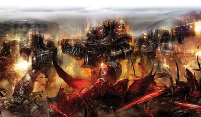 Warhammer 40000 Dawn Of War III Theme Preview Image