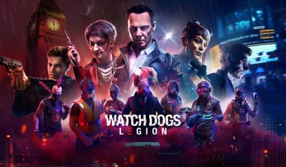 Watch Dogs Legion Theme
