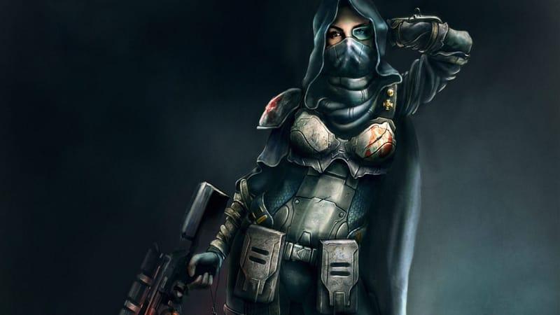 Women Warrior Theme Preview Image