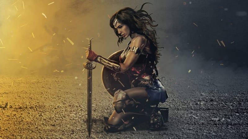Wonder Woman Theme Preview Image
