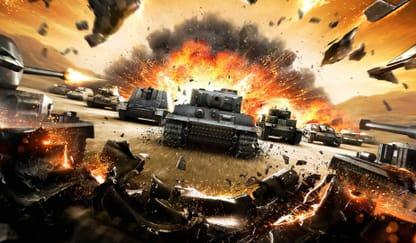 World Of Tanks Theme