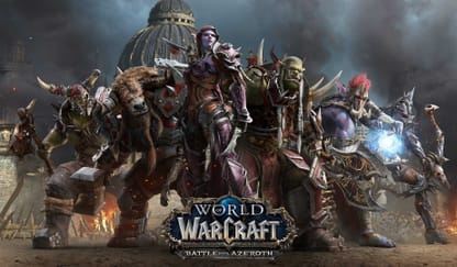 World Of Warcraft: Battle For Azeroth Theme
