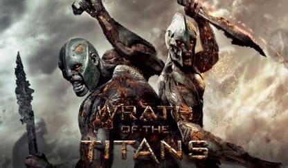 Wrath Of The Titans Theme