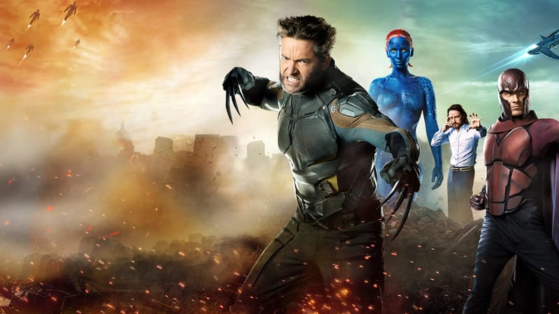 X Men Days Of Future Past Theme Preview Image