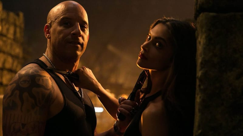 XXX Return Of Xander Cage Theme Preview Image