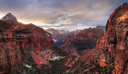 Zion National Park Theme